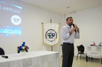 Expositor, PhD. Rodney Delgado