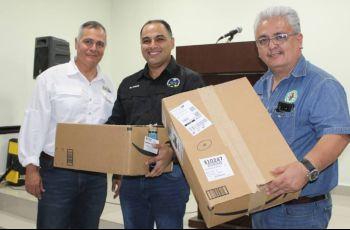 UTP Chiriquí recibe equipos tecnológicos