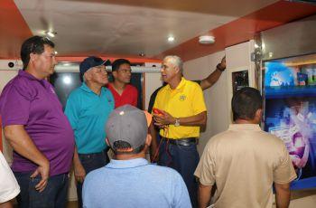 Esta capacitación se realizó en el Centro Regional de Veraguas.