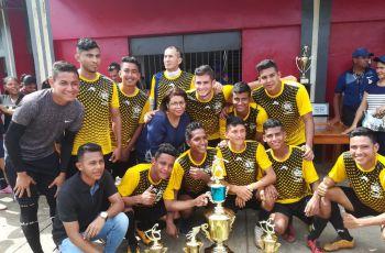 Equipo Ganador: Centro Regional de Chiriquí.