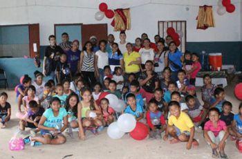 Comedor infantil Fundación Un Nuevo Amanecer, Arraiján corregimiento de Nuevo Chorrillo