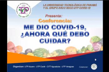 Conferencia sobre medidas post COVID-19.