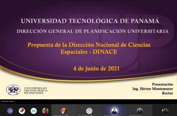 Propuesta de la Creación de DINACE- UTP