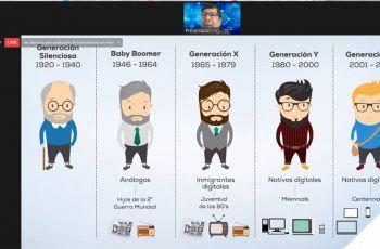Los Millenials (Generación Y) y los Centennials (Generación Z).