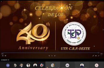 Aniversario 40 del Centro Regional de Panamá Oeste.