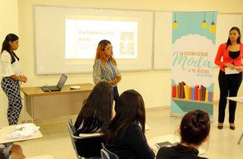 Estudiantes  análisaron obras literarias de autores panameños y extranjeros, publicadas por la Editorial Universitaria.