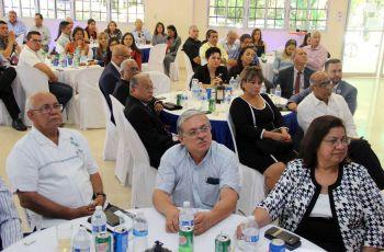 El Ing. Montemayor convocó a autoridades nacionales para informar sobre planes y programas de la UTP.