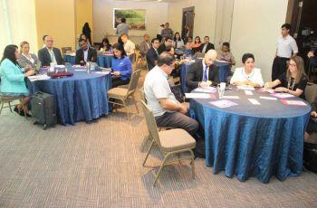 En el lanzamiento del CIHH participaron Autoridades  de la UTP, representantes gubernamentales y ONG.