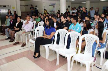 Estudiantes de la Facultad de Ingeniería de Sistemas Computacionales participan en convocatoria de Huawei.