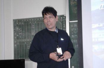 El Dr. Reinhardt Pinzón, investigador del CIHH.