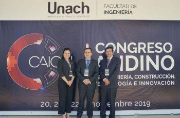 Dra. Dafni Mora, docente de la Facultad de Ingeniería Mecánica de la Universidad Tecnológica de Panamá.