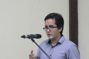 Elpidio González, ganador del premio.
