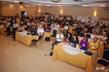 Representantes de todos los Centros Regionales