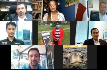 Conversatorio organizado por la Fundación Panamá con Sostenible participaron los Actores principales del Proyecto Termo Solar Panamá.