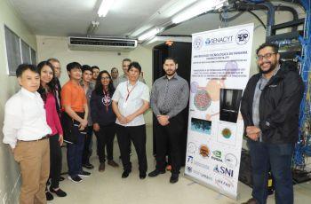 Participantes del taller, en el marco del Proyecto SENACYT FID2016-275.