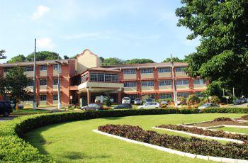 Campus Central de la Universidad Tecnológica de Panamá.