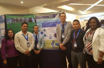 Estudiantes de la FISC de UTP Veraguas ganan en categoría Más Innovador.
