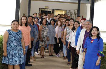 Estudiantes de lso centros regionales de Veraguas y Chiriquí