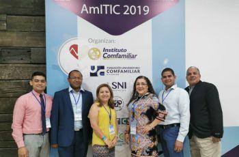 UTP celebra III Congreso Internacional AmITIC 2019