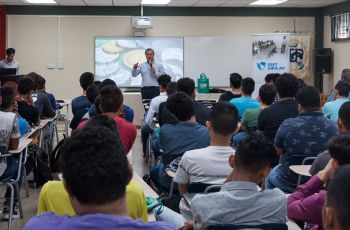 Estudiantes de UTP Veraguas conocen de ataques de seguridad informática.