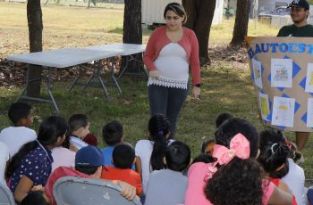 Unidad de Cultura organiza Convivio Recreativo Infantil