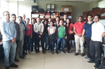 Estudiantes de Veraguas viajan a Costa Rica.