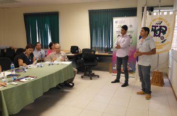 Presentación de ideas de aplicaciones a la agricultura la agroindustria y el sector de comunicación.
