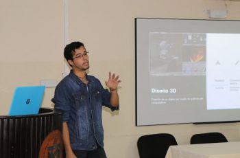 Presentaciones del área de la información y computación.