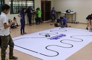 IV Competencia Robotsis 2018.