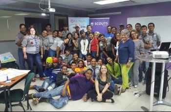 UTP Participa en taller de Gestores de Innovación