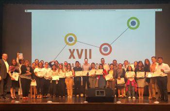 Expositores, organizadores y participantes de la XVII Jornada de Normalización