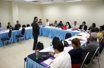 Seminario Procesos de Autoevaluación en la UTP