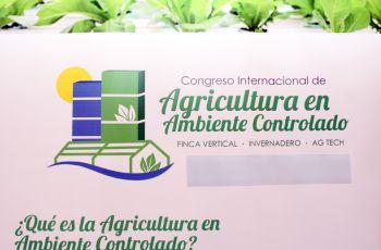 Congreso Internacional de Agricultura en Ambiente Controlado