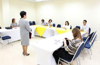Palabras de Apertura, por la Licda. Alma Urriola de Muñoz, Vicerrectora Académica de la UTP