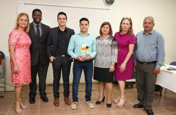 UTP Chiriquí tiene su representante para Concurso de Oratoria.