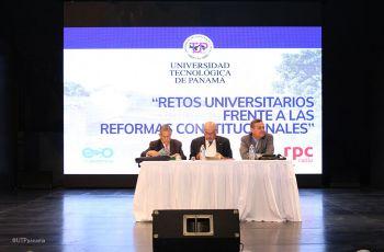 Foro Retos Universitarios Frente a las Reformas Constitucionales.