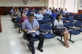 La Dirección de Recursos Humanos lleva a cabo la Jornada Informativa para jefes en la UTP.