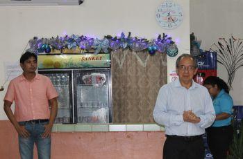 Ing. Lionel Pimentel, director de la UTP en Bocas del Toro.
