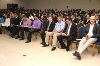 Clausura Congreso de Ingeniería en Azuero.