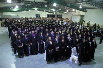 Ceremonia de Graduación del Centro Regional de Chiriquí.