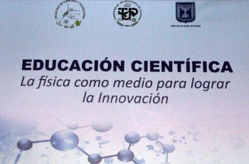 Foro de Educación Científica en la UTP.