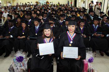Ceremonia de Graduación Promoción 2017.