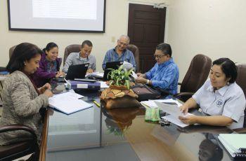 Comisiones de Trabajo para la reacreditación