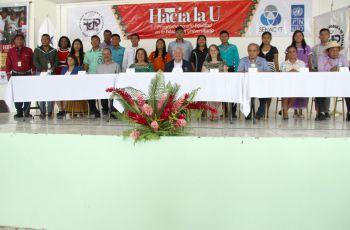 UTP realiza lanzamiento del Proyecto hacia la U