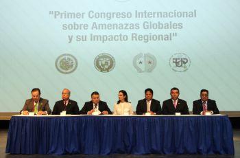 Primer Congreso Internacional sobre Amenazas Globales