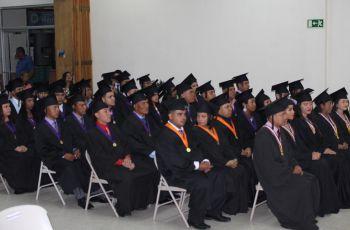 Ceremonia de Graduación de la UTP, en el Centro Regional de Bocas del Toro.