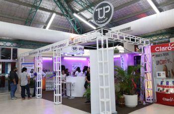 Stand Promocional de la UTP Chiriquí