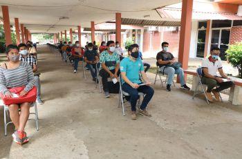 Estudiantes de la UTP Chiriquí  reciben apoyo para dar sus clases virtuales