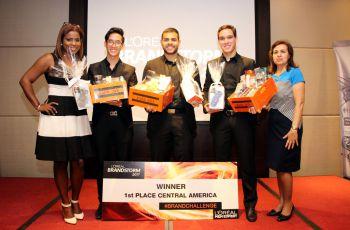 Estudiantes de Industrial ganan Concurso Brandstorm 2017