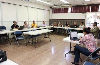 Se realiza reunión de Reacreditación en la UTP Chiriquí.